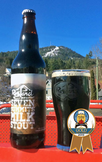 7 Summits Milk Stout Craft Beer
