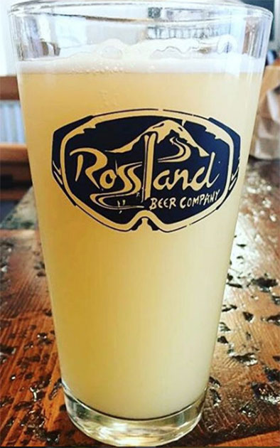 Rossland Beer Company Seasonal /Experimental